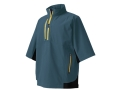 FJ Men Tour XP Short Sleeve Rain Shirt