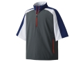 FJ Men Short Sleeve Sport Windshirt